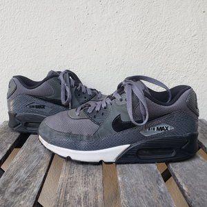 Nike Air Max 90 Pure Platinum Dark Grey Black